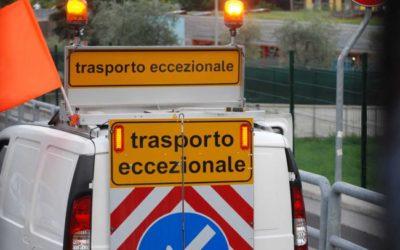 VIA21336 – Autostrada A1 Milano – Napoli, tratti Barberino – Calenzano e Aglio – Barberino. Prescrizioni al transito dei carichi eccezionali.