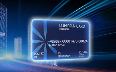 LUMESIA:  ecosistema  globale di servizi integrati e interconnessi che viaggia insieme a te, ovunque in Europa.