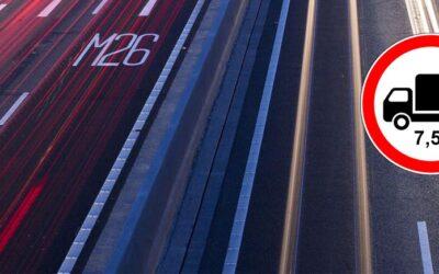 DIVIETO DI CIRCOLAZIONE SULL' AUTOSTRADA DEL BRENNERO, NEL TRATTO VIPITENO – CONFINE DI STATO, PER GLI AUTOMEZZI DI PESO SUPERIORE ALLE 7,5 TONNELLATE.